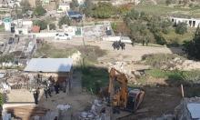 """جبل المكبر: الاحتلال يهدم منزلا بادعاء """"البناء غير المرخص"""""""