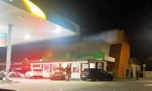 مفترق مجيدو: 4 إصابات خطيرة بإطلاق نار في محطة وقود