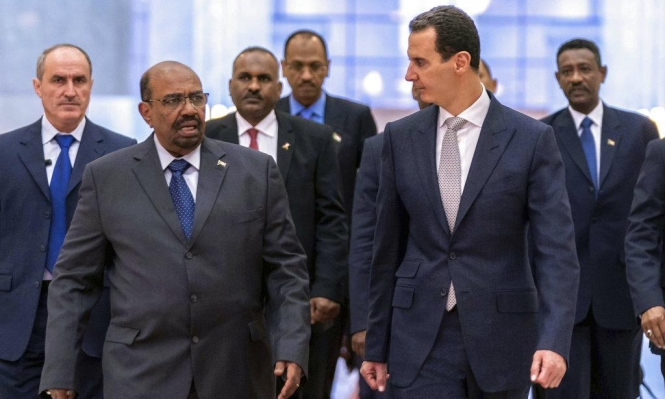تحليلات   زيارة البشير لدمشق انعكاس لأزمات السودان