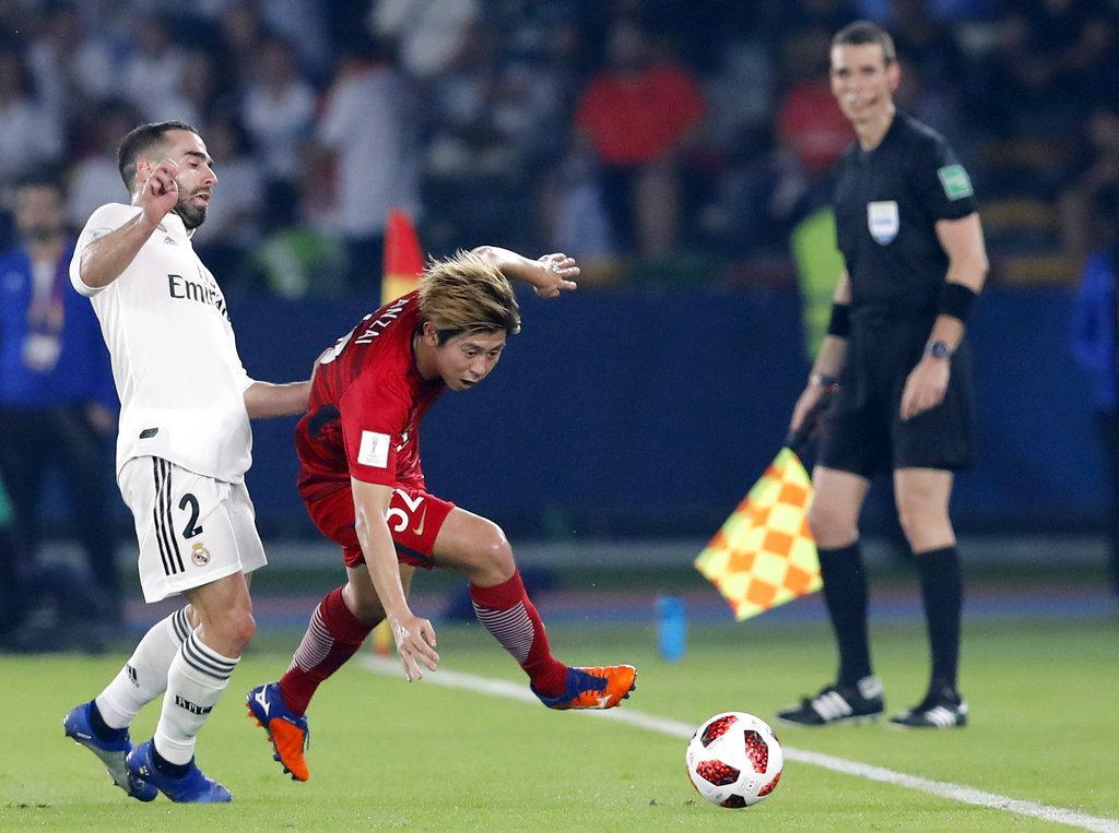 هاتريك بيل يقود ريال مدريد لنهائي مونديال الأندية