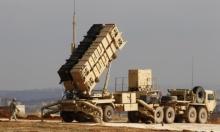 """واشنطن تعرض صواريخ """"باتريوت"""" على تركيا"""