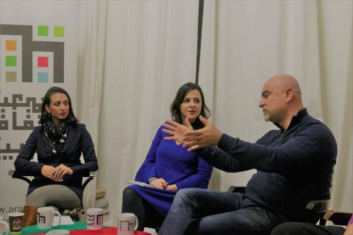 جمعية الثقافة العربية تحيي أمسية تلخّص الإنتاج الثقافي الفلسطيني لـ2018