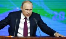روسيا: بوتين يشيد بنمو بلاده الاقتصادي في العام الحالي