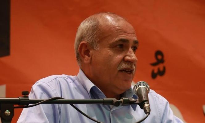 """الزبارقة يستجوب وزير الزراعة حول سلطة """"تهجير البدو"""""""