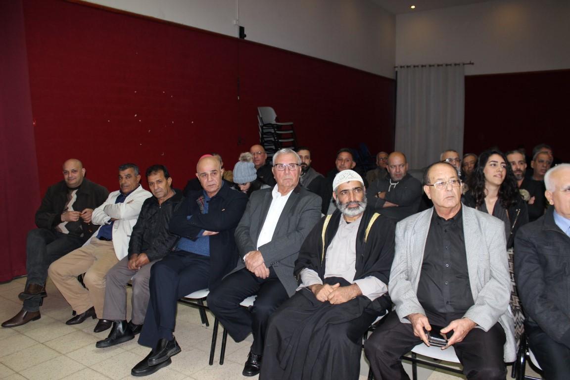 وفاء إلياس: لجان التخطيط والبناء تخطط لعدم البناء في المجتمع العربي