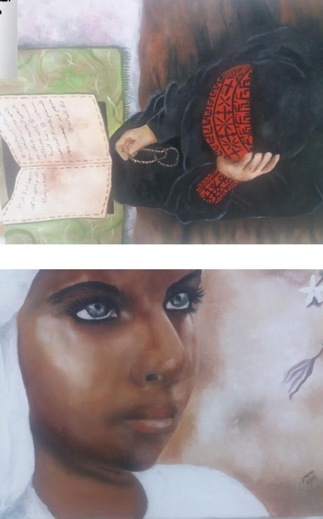 الفنانة عنان نجمي: الفنون ترسم هوية المجتمعات الإنسانية