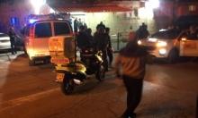 الرملة: الشرطة تتراجع عن إعلان وفاة أحد المصابيْن
