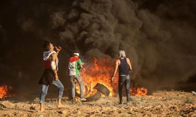 غزة: 3 شهداء و47 مُصابًا برصاص الاحتلال