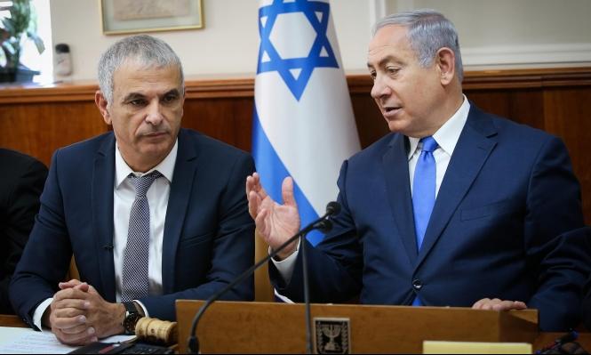 كحلون: نتنياهو لن يبقى رئيسا للحكومة بحال تقديم لائحة اتهام ضده