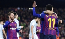 برشلونة يهزم سيلتا فيغو بهدفين نظيفين