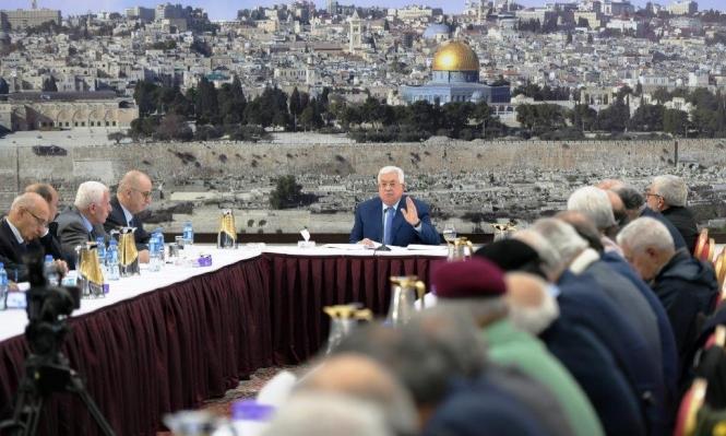 عباس يعلن حل المجلس التشريعي وانتخابات خلال 6 أشهر