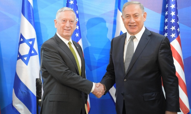استقالة ماتيس والانسحاب من سورية مسّ بإسرائيل وصورة نتنياهو