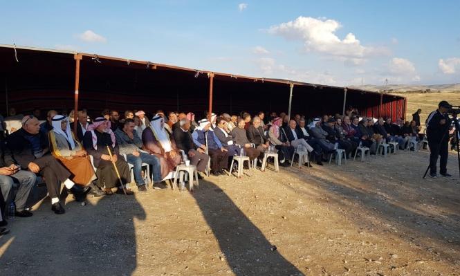 العراقيب: مهرجان جماهيري لتجديد العهد مع قرى النقب الصامدة