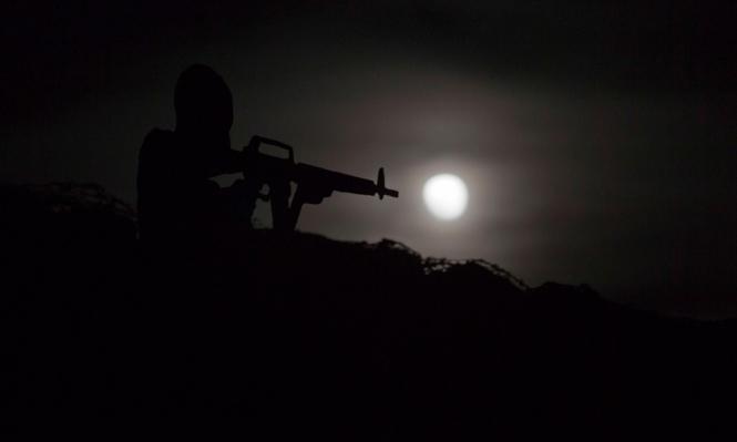 """الجولان: الاحتلال يطلق النار على """"مسلحين"""" اجتازوا الحدود"""