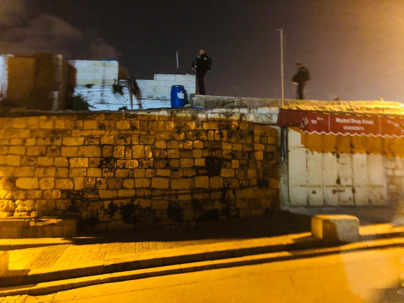 القدس: تشييع جثمان الشهيد الفتى قاسم العباسي