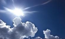 حالة الطقس: غائم جزئيا وارتفاع في درجات الحرارة