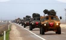 تركيا تنقل تعزيزات عسكرية إلى الحدود مع سورية