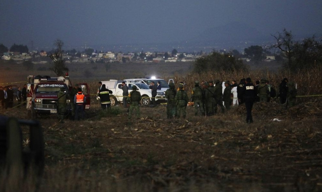 """المكسيك: مقتل حاكمة ولاية وزوجها السياسي في """"تحطم"""" طائرة"""