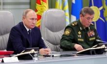 """بوتين يعلن نجاح تجربة صاروخ """"أفانغارد"""" الإستراتيجي العابر للقارات"""