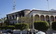 """""""داعش"""" يتبنى الهجوم على الخارجية الليبية"""