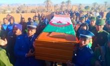 """الجزائر: تشييع جثمان """"رجل البئر"""" وسط غضب شعبي عارم"""