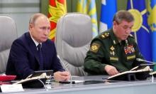 صاروخ روسي جديد أسرع 27 مرة من الصوت