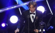 مودريتش يُتوّج  بجائزة أفضل رياضي في كرواتيا