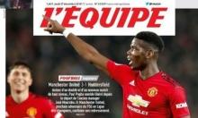 الصحافة الفرنسية تحتفل بعودة بوغبا