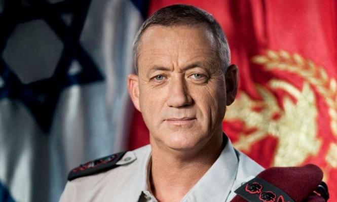 """""""مناعة لإسرائيل"""": حزب إسرائيلي جديد برئاسة غانتس"""