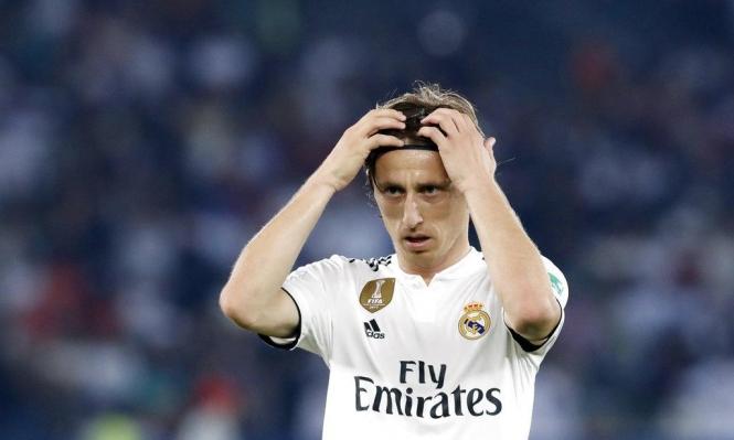 مودريتش يرفض تجديد عقده مع ريال مدريد