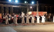 """مصر: """"أفراح الصعيد"""" ضمن مهرجان التحطيب لهذا العام"""