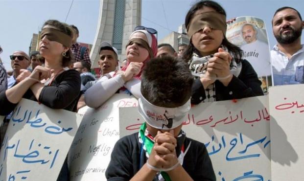 الاحتلال الإسرائيلي اعتقل 6489 فلسطينيًا العام الماضي