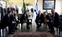 السفارة البرازيلية إلى القدس؟: بولسونارو يريد وضغوط من الخارجية