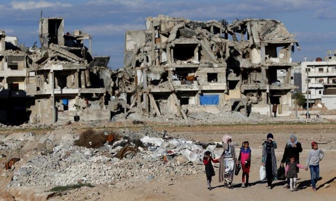 مقتل 165 مدنيا بهجمات للتحالف وتركيا ترسل تعزيزات لسورية