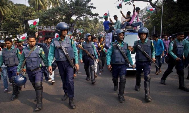 قتلى وجرحى بمواجهات يوم الانتخابات في بنغلادش