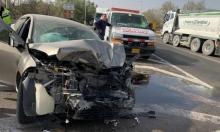 95 عربيا لقوا مصارعهم في حوادث الطرق عام 2018