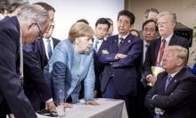 ميركل: على ألمانيا الاضطلاع بمزيد من المسؤوليات دوليًا