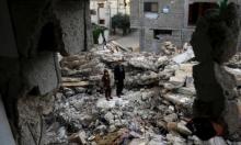 865هجومًا جويا إسرائيليًا على قطاع غزة خلال2018
