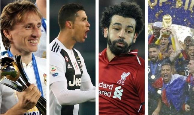 أبرز الأحداث الكروية العالمية لعام 2018