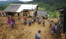 إندونيسيا: 9 قتلى و34 مفقودًا بانزلاقات أرضيّة