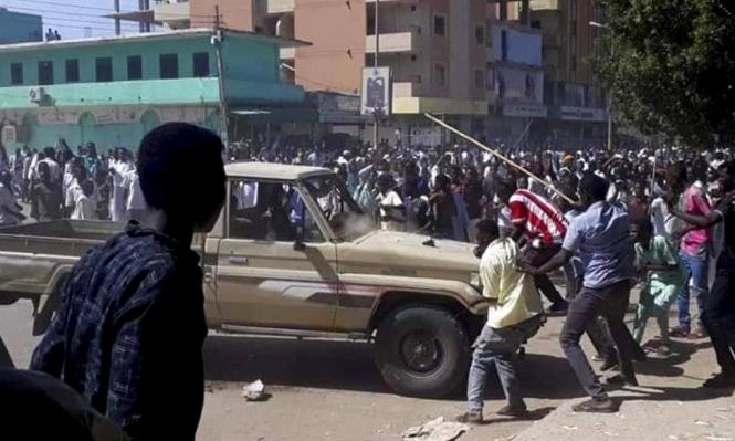 """السودان: هيئات سياسية تطالب بتشكيل """"مجلس سيادة انتقالي"""""""