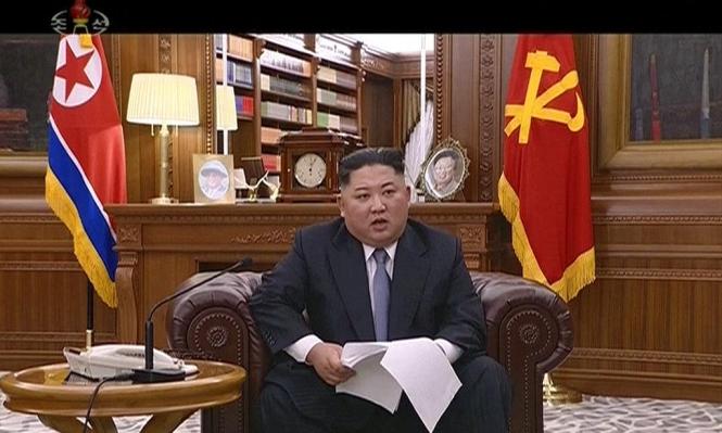 كيم يحذر من تراجع كوريا الشمالية عن نز ع السلاح النووي