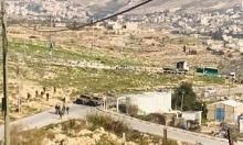بيت لحم: إصابات بالاختناق في مواجهات طلاب مع الاحتلال