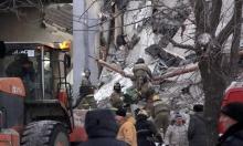 روسيا: مصرع 18 شخصا و23 مفقودا في انهيار مبنى