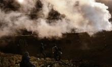 حرس الحدود الأميركي يُلقي الغاز المسيل للدموع ضد المهاجرين