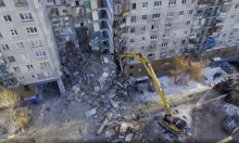 روسيا: ارتفاع عدد ضحايا انفجار مبنى إلى 28 و 13 مفقودا