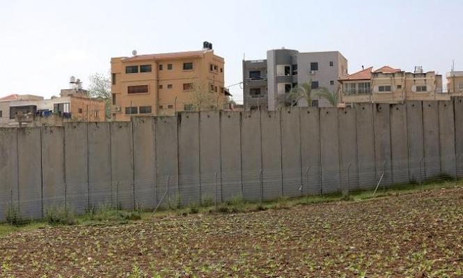هل يخطط الاحتلال لنهب الأراضي بين جدار الفصل والخط الأخضر؟
