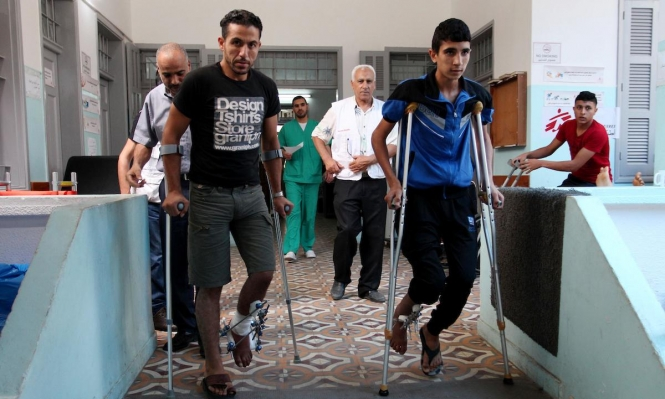 """غزة: قصص من عيادات """"أطباء بلا حدود"""""""