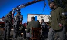 معاقبة سكرتير نتنياهو العسكري لعدم منعه إخلاء مستوطنين
