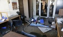 مجهولون يعتدون على هيئة إذاعة وتلفزيون فلسطين في غزة
